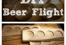 Beersampler/beerflight