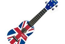My ukulele board