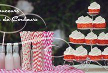 Produits et Ambiances de Nolou / Tous nos produits sont disponibles sur notre site: http://www.lesbricolesdenolou.com/  Mariages, Fiançailles, Cérémonies de pacs, Baptêmes, Bar mitzvah, Pique-nique, Baby shower, Barbecue party, Goûters d'anniversaires, Soirées entre filles, Enterrement de vie de jeune fille …).