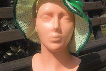 Zelený klobúk