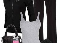 Workout clothes / by Addie Ball