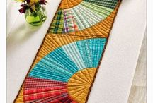 Quilting Tablerunners