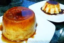 Flan de queso de oveja semicurado / las mejores recetas: http://golosolandia.blogspot.com.es/2013/04/flan-de-queso-receta-casera-paso-a-paso.html