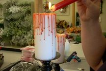 Something Wicked This Way Comes... / Halloween decor and party ideas / by Terri