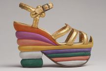 If I Were a Shoe Museum / I love shoes. Never enough of 'em. Here are some of my standout faves.