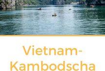 Vietnam / Kambodscha