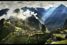 South America / Local inspiration from our motherland, join us in the journey of discovering South america.