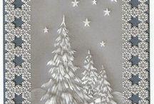 Cards - Acetate/Parchment/Vellum / by Kathy Weber