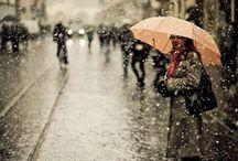 rainy mood / rain makes everything better