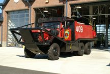 Trucks - Commercial / All types of commercial trucks, busses, and heavy equipment. / by Scott Sanders