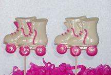 birthday: roller skate ...