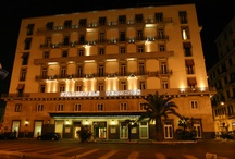 Terminus - Naples / Strategically located in Piazza Garibaldi beside the railway station, this elegant and traditional four star hotel in Naples is ideal for business, conference and leisure guests.