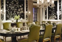 Dining Rooms / by Stacy Garcia