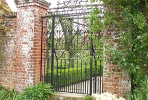 Gates / by Suzanne Jolly