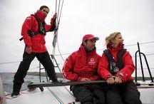 """Mission test Voile """"Naviguer à Lorient avec Tanguy De Lamotte"""""""