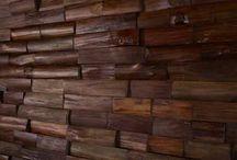 Upton Wood Timber Wall Cladding