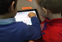 travailler auour d une tablettes avec les élèves