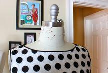 clothes: linings, facings, hemming, binding, vents, seam finishing