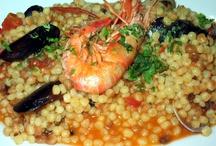 fregola ai frutti di mare / piatto tipico