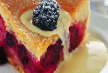 berry' dessert