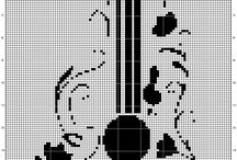 Crossstitch ~music
