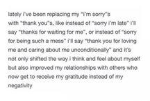 attitude and gratitude