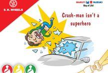 Safety Artworks / Safe Driving