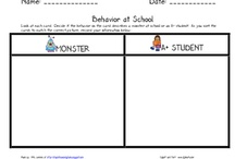 School~{Freebies & Printables}