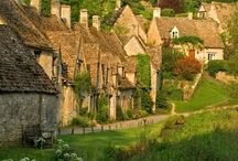 England: Places I'd like to visit