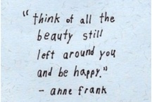 • ANNE FRANK
