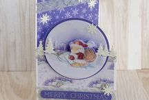 Dovecraft Christmas Decoupage Pads