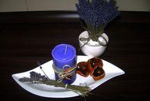 Moje sviečky / Nové