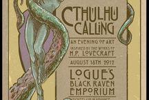 call of Cthulu.