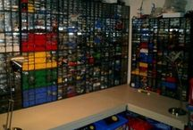 Organising LEGOS