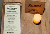 Cartas y menús restaurate