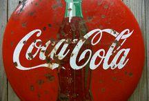 Coke signs