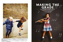 My styling / Kids fashion editorials and photoshoots styled by me
