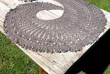carpetas crochet / by Teresa Garcia Colunga