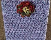 Click to view my ooak crochet koozie/cases/holders / My crochet cotton thread items / by B.L. Embrey