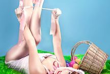 Easter pin up inspo
