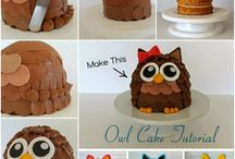 cake ideas / by Cindy Lou Williams