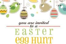 Church Easter Egg hunt / by Amanda Markway Dials