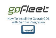 Garmin Integration Demos / Our Geotab GO6 devices allow for Garmin integration for better driver management.