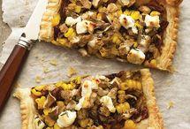 Recipes: Savoury Tarts