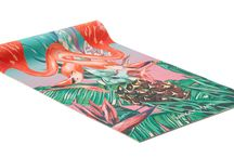 Sunset Mats ❤️ / Printed Yoga Mats   made in Germany