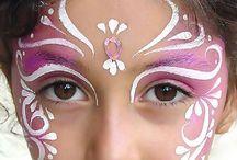 Face paintg