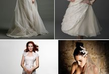 wedding gown shoots I love!