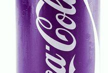 Kleuren cola