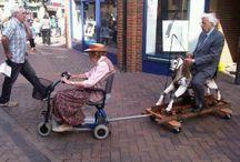 Elderly / by Lynn Wilson