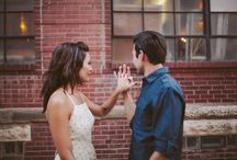 { Engage }ment Shots / Picture perfect poses for engagement shoots ♥